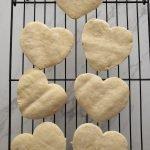 Gluten free egg free sugar cookies